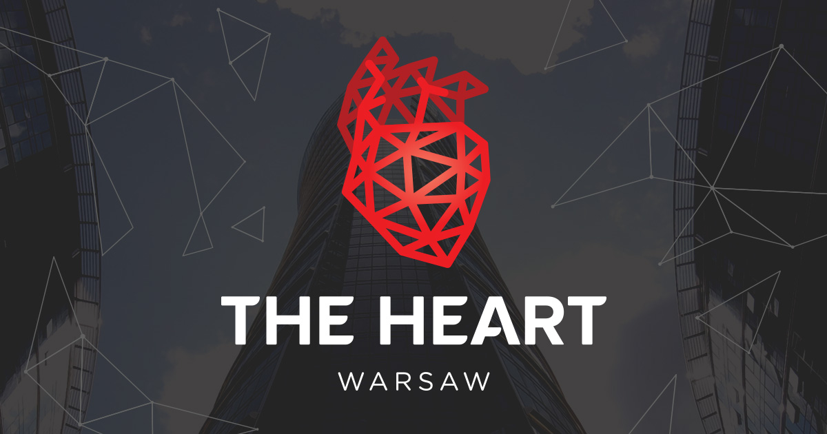 Corporate Center for Digital Ventures - The Heart